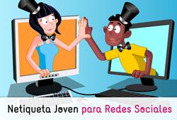 Netiqueta-Joven-Redes-Sociales-Netiquetate-PantallasAmigas